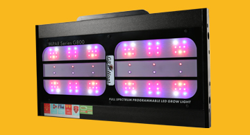 Intelligent LED Grow Panel OSRAM 800W Full Spectrum | GROWant G800Pro