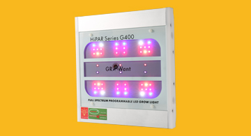 LED Grow Lights OSRAM 400W Full Spectrum UV+IR | GROWant G400