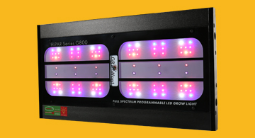 LED Grow Panel OSRAM 800W Full Spectrum UV+IR | GROWant G800