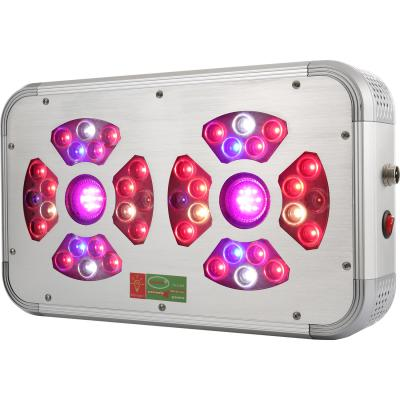 LED Grow Lights OSRAM 480W Full Spectrum UV+IR | GROWant GR480