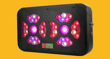 LED Grow Panel OSRAM 480W Full Spectrum UV+IR | GROWant GR480